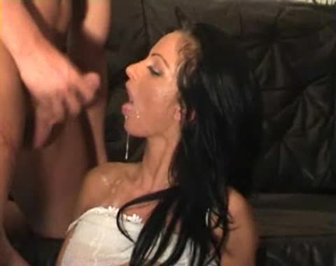 Cumshot bitch